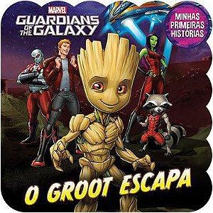 Marvel Minhas 1 Hist Guardioes Da Galaxia - Bicho