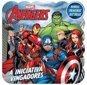 Marvel Minhas 1 Hist Avengers Em Equipe - Bicho