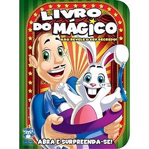 Livro Do Magico - Bicho Esperto