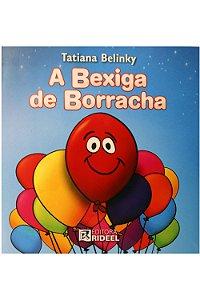 Livro A Bexiga De Borracha - Bicho Esperto