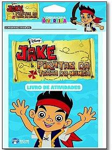Lembrancinha Divertida Jake - Bicho Esperto