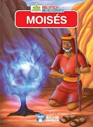Mini Biblioteca Biblico - Moises - Bicho Espert