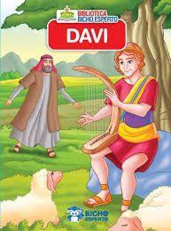 Mini Biblioteca Biblico - Davi - Bicho Espert
