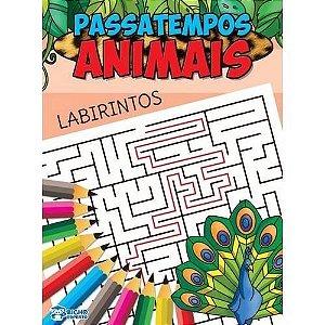 Passatempo Labirintos Animais - Bicho Esperto