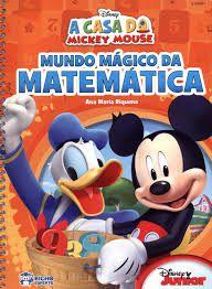 Mundo Magico Da Matematica Disney Jr - Bicho Esper