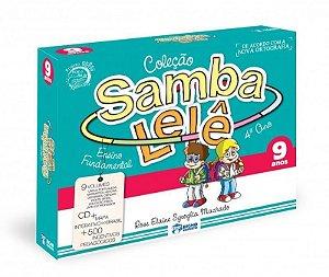 Pedagogico Samba Lele 9 Anos  - Bicho Esperto