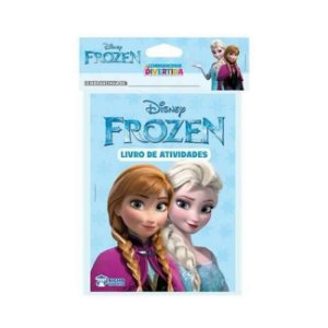 Lembrancinha Divertida Frozen - Bicho Esperto