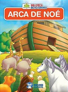Mini Biblioteca Biblico - Arca De Noe - Bicho Espe