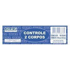 Bloco Controle 140x50cm 100f 2 Corpos - Sd
