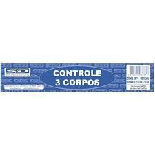 Bloco Controle 100f 3 Corpos - Sd