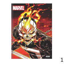 Caderno Broc Cd 1m 96f Marvel Now - Sd