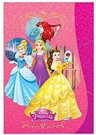 Pasta Pp Oficio Princesas - Vmp