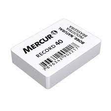 Borracha Record 40 - Mercur