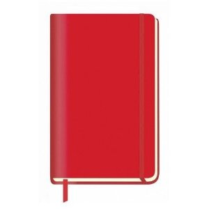 Caderno Anotacao 80f Flex Note Gde Vermelha - Sd