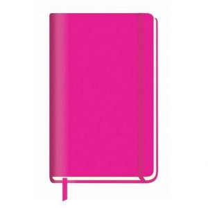 Caderno Anotacao 80f World Class Gde Pink - Sd