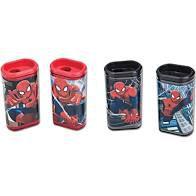 Apontador C/deposito Spiderman - Molin