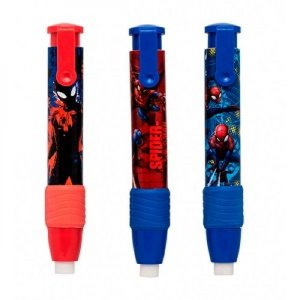 Caneta Borracha Spiderman - Molin