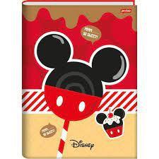 Caderno Broc Cd 1m 48f Disney Sweetness - Jandaia