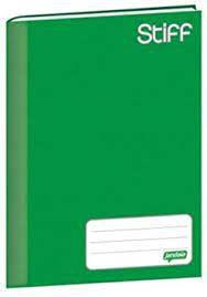 Caderno Broc Cd 1m 48f Stiff Verde - Jandaia