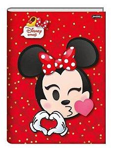 Caderno Broc Cd 48f Disney Emoji - Jandaia