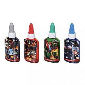 Cola Branca 40g Avengers - Molin