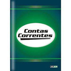 Livro Conta Corrente Gd C/50fls - Sd