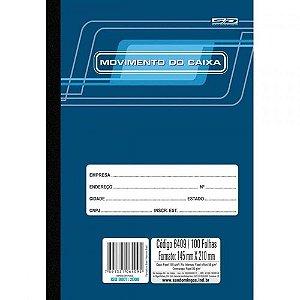 Livro Movimento Caixa 145x210cm 100f - Sd