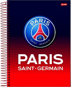 Caderno Esp Univ Cd 15m 240f Paris Saint - Jandaia