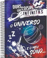 Caderno Esp Univ Cd 15m 240f Insano - Jandaia