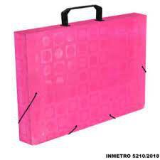 Maleta Pol Oficio Bubble Rosa - Dac
