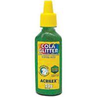 Cola Glitter 23g N/206 Verde - Acrilex