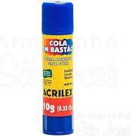 Cola 10g Bastao - Acrilex
