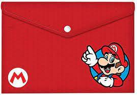 Malote A4 C/botao Mario - Dac