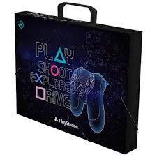 Maleta C/alca Pol Of Playstation - Dac