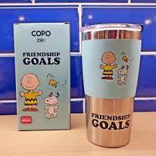 Copo Viagem Max 450ml Friendship Goals - Zona