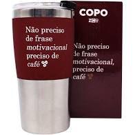 Copo Viagem Max 450ml Preciso De Cafe - Zona