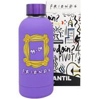 Cantil 400ml Max Mini Emborrachado Friends - Zona