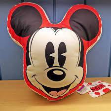 Almofada Formato Fibra Mickey - Zona