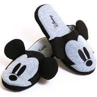 Chinelo De Quarto Masculino 36/38  Mickey - Zona