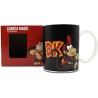 Caneca 300ml Magic Donkey Kong/tanque Cheio - Zona