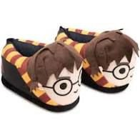 Pantufa Unissex Tam M Harry Potter - Zona