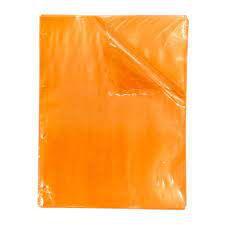 Envelope Plastico A4 C/50 Bubble Laranja - Dac