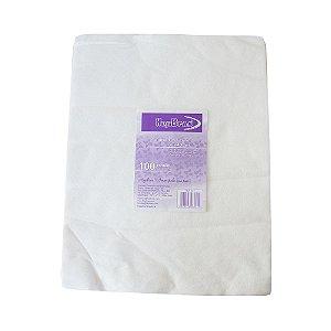 Toalha descartável Pedicure - Medida 30x40 - 100 unidades