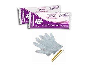 Kit Manicure Com Creme, Lixa, Palito  - 1 Un