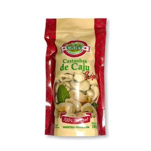 Castanha de Caju Light inteira natural 100g