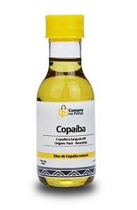 Óleo de Copaíba Orgânico Natural 100% puro 50ml