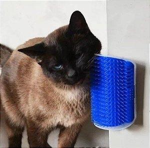 Escova de Massagem E tira pelos