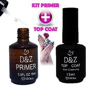 PRIMER E TOP COAT D&Z