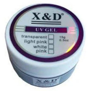Gel X&d Led Uv 15g