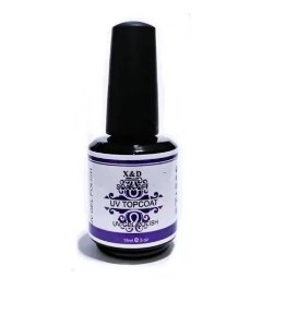 TOP COAT SELANTE LED UV 15ML - X&D